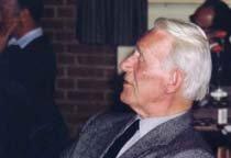 Jan Brasser, alias Witte Ko, uit Krommenie